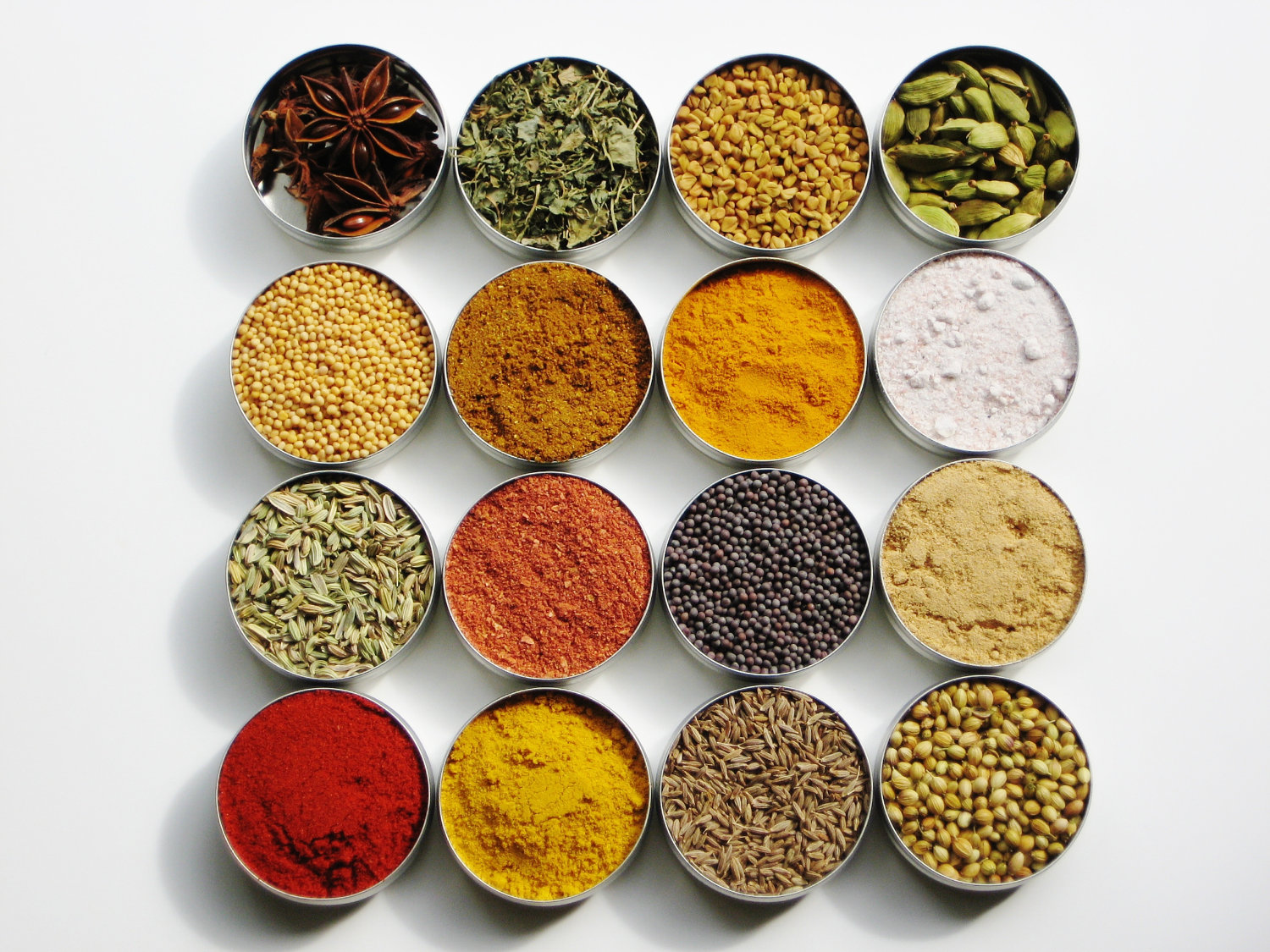 Herbs And Spices High Quality Background on Wallpapers Vista