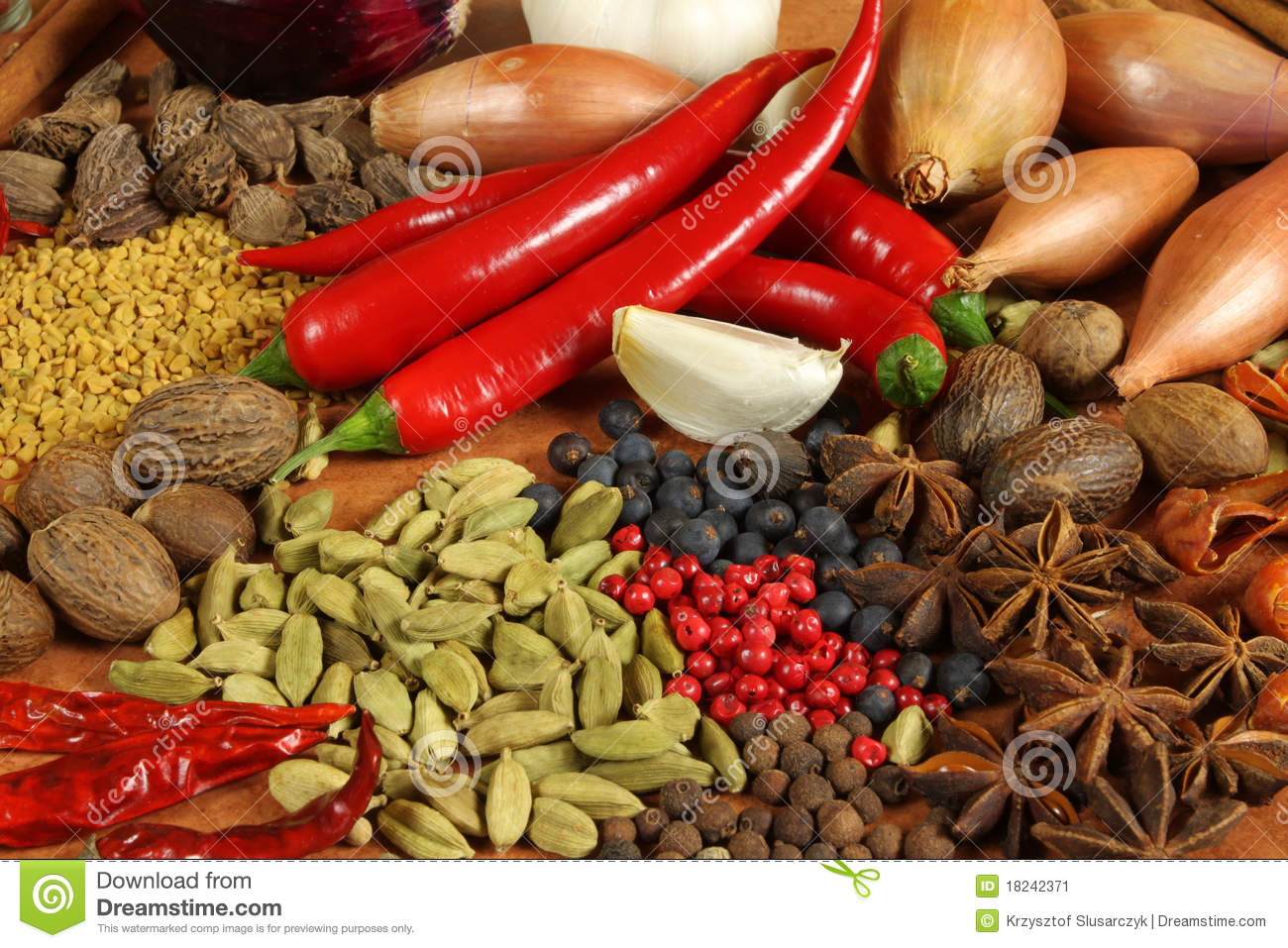 Nice Images Collection: Herbs And Spices Desktop Wallpapers