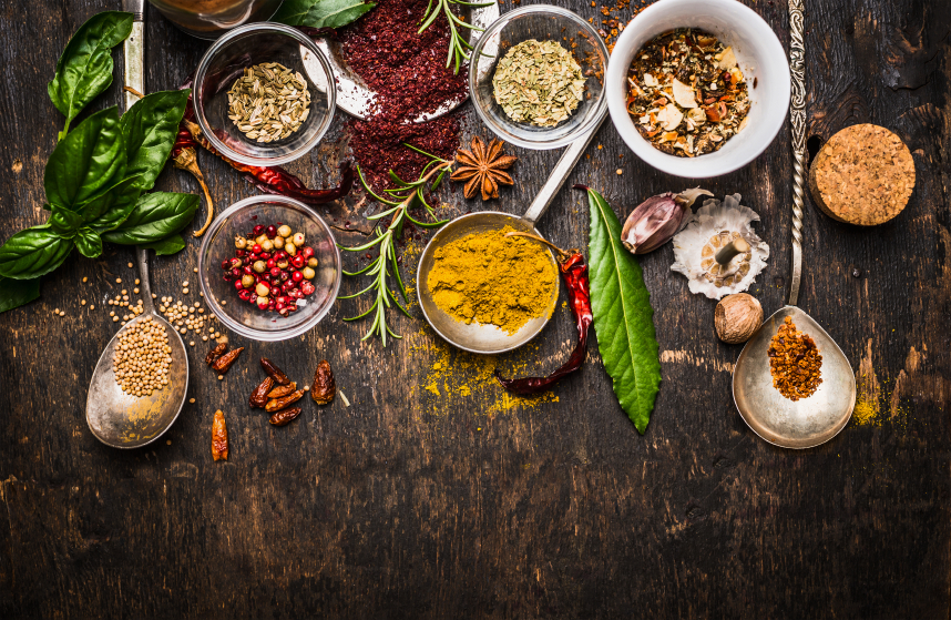 Herbs And Spices Wallpapers Food Hq Herbs And Spices Pictures 4k Wallpapers 2019