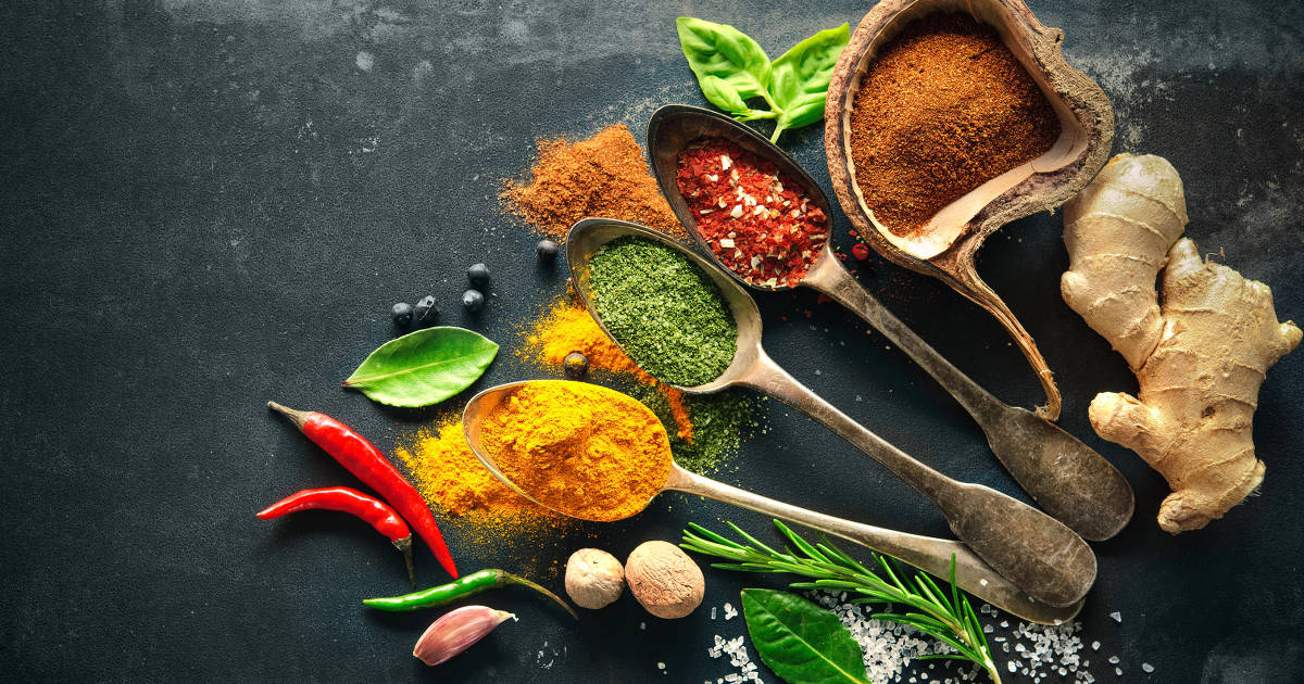 1200x630 > Herbs And Spices Wallpapers