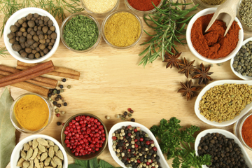 High Resolution Wallpaper | Herbs And Spices 360x240 px