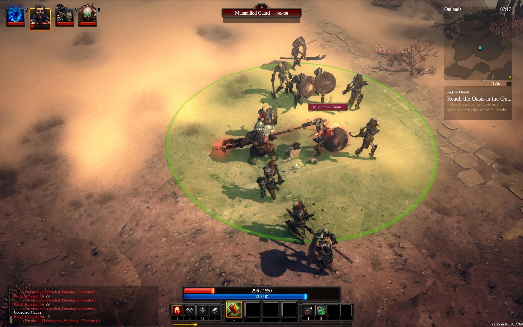 Heretic Kingdoms Backgrounds, Compatible - PC, Mobile, Gadgets| 1680x1050 px