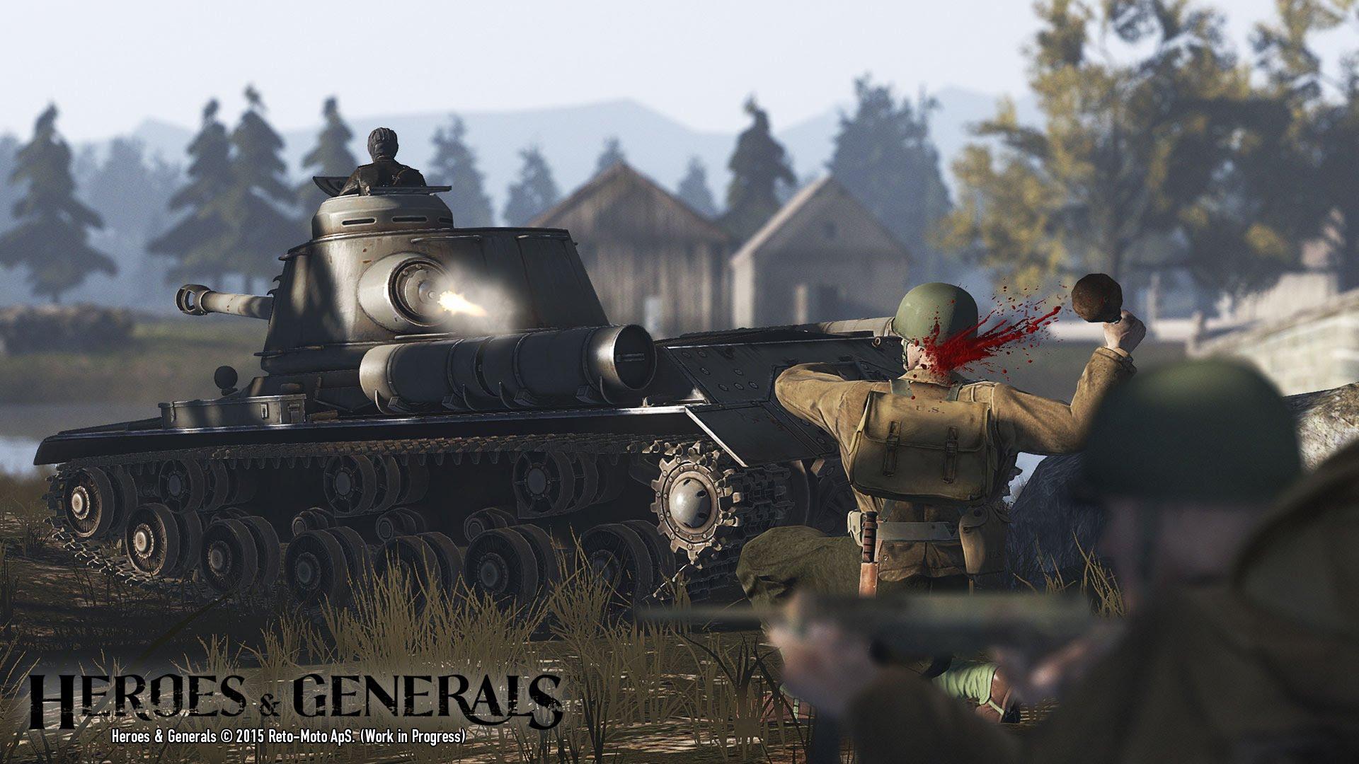 Heroes & Generals HD wallpapers, Desktop wallpaper - most viewed