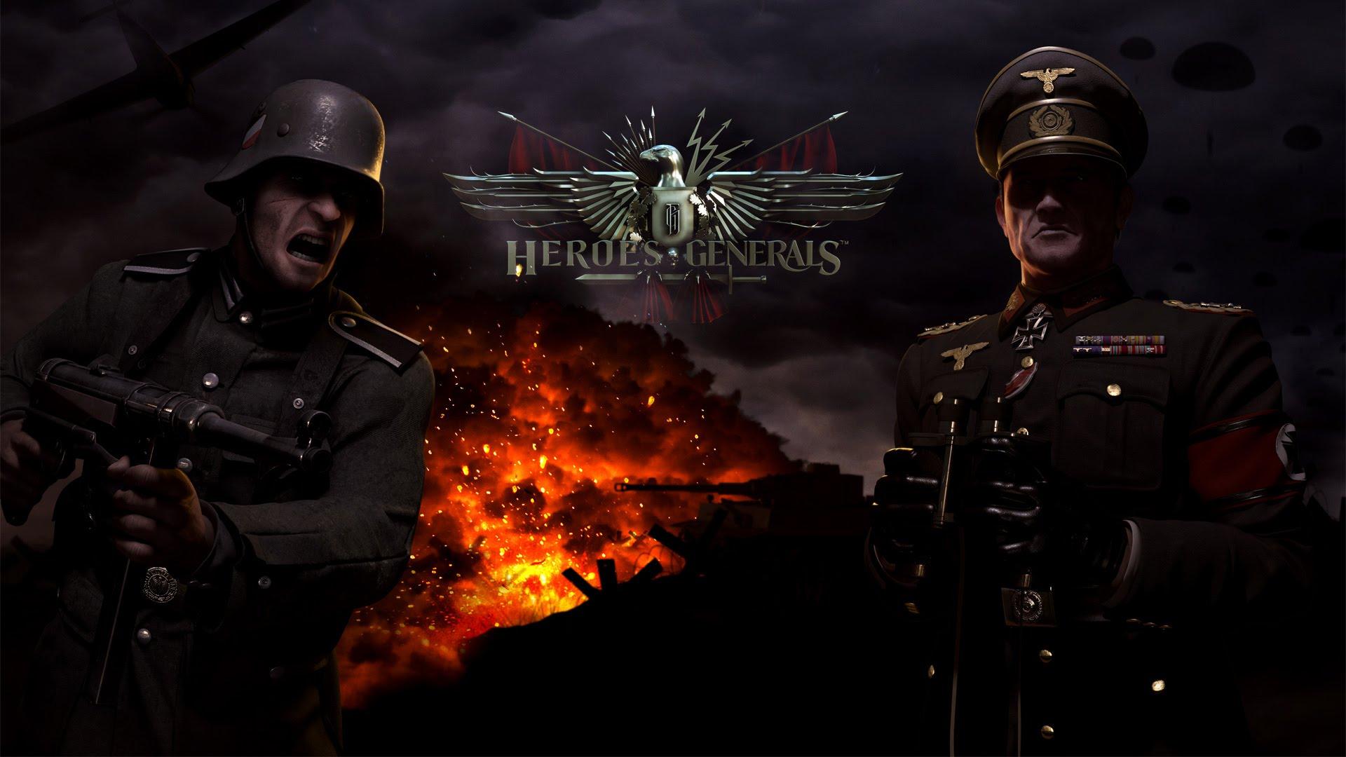Heroes & Generals #18