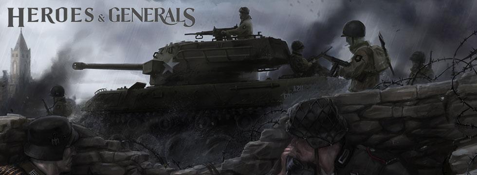 Heroes & Generals #5