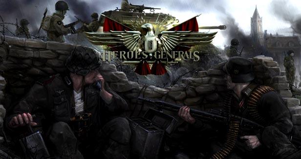 Heroes & Generals #9