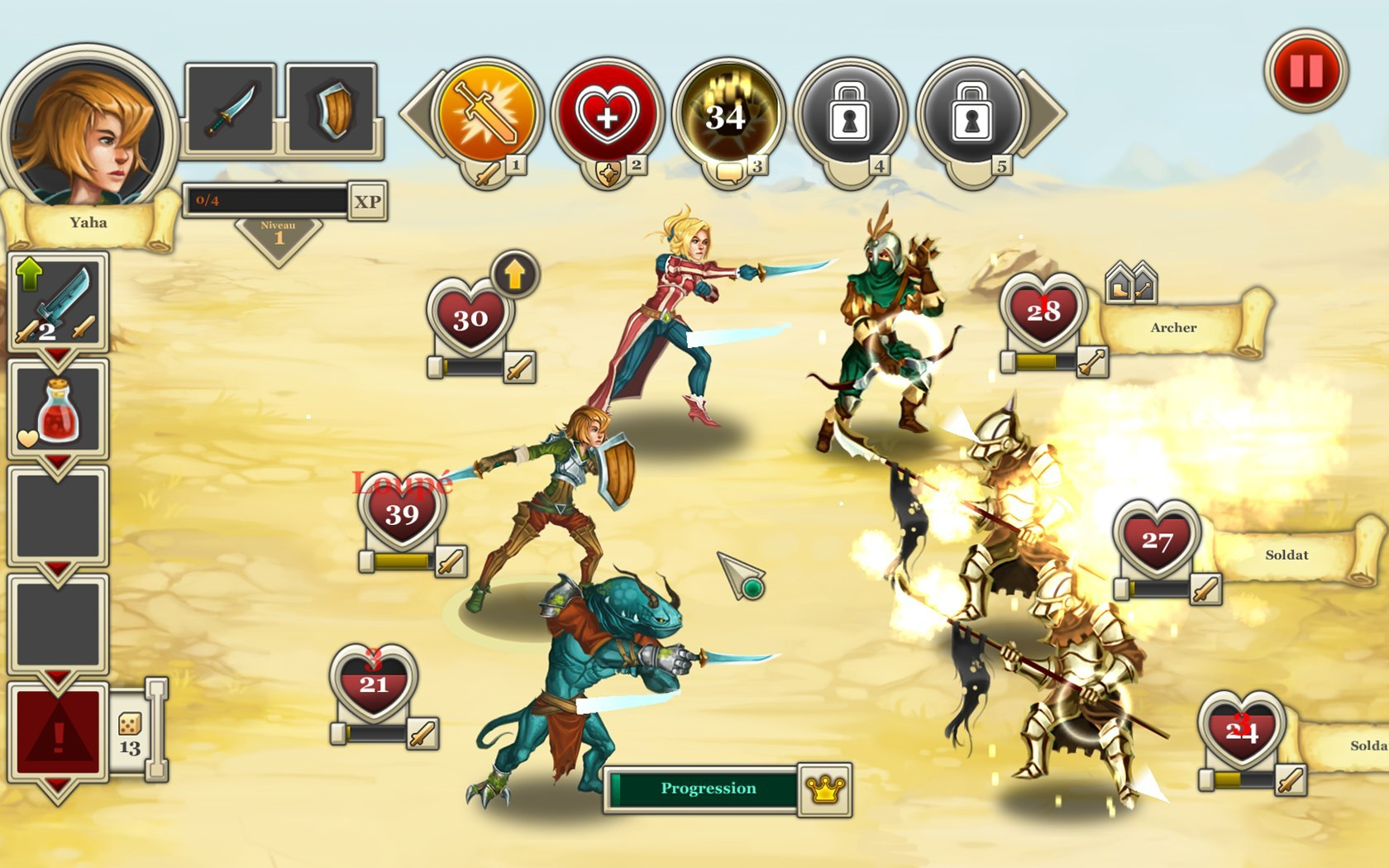 High Resolution Wallpaper | Heroes & Legends: Conquerors Of Kolhar 1680x1050 px