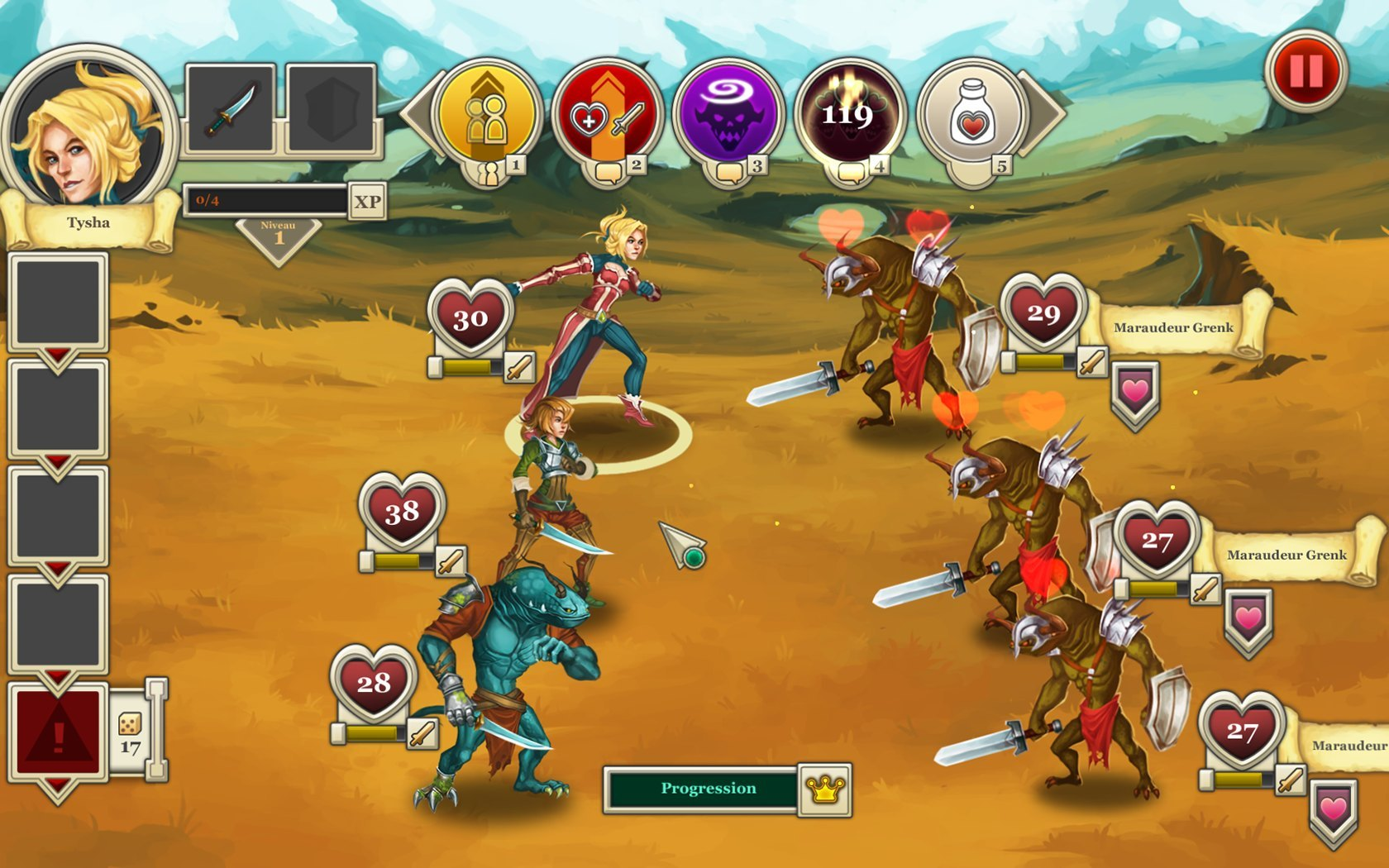 HQ Heroes & Legends: Conquerors Of Kolhar Wallpapers | File 289.22Kb