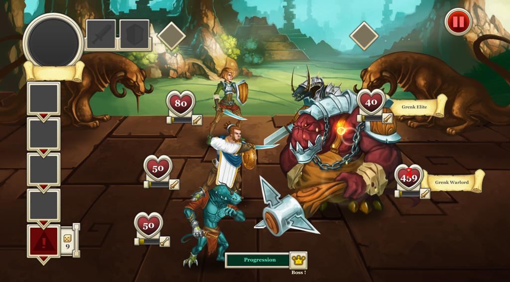 Heroes & Legends: Conquerors Of Kolhar Backgrounds, Compatible - PC, Mobile, Gadgets| 1024x567 px