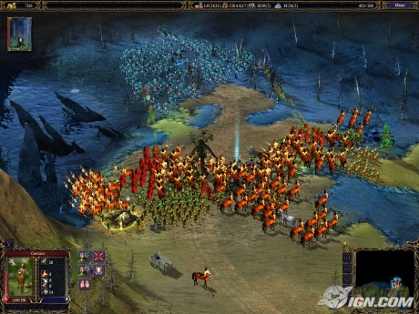 Nice Images Collection: Heroes Of Annihilated Empires Desktop Wallpapers