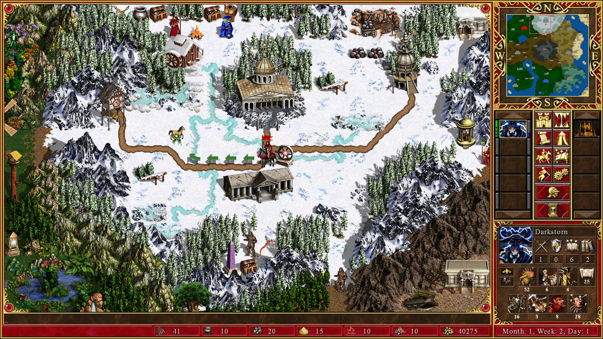 Heroes Of Might And Magic III Pics, Video Game Collection