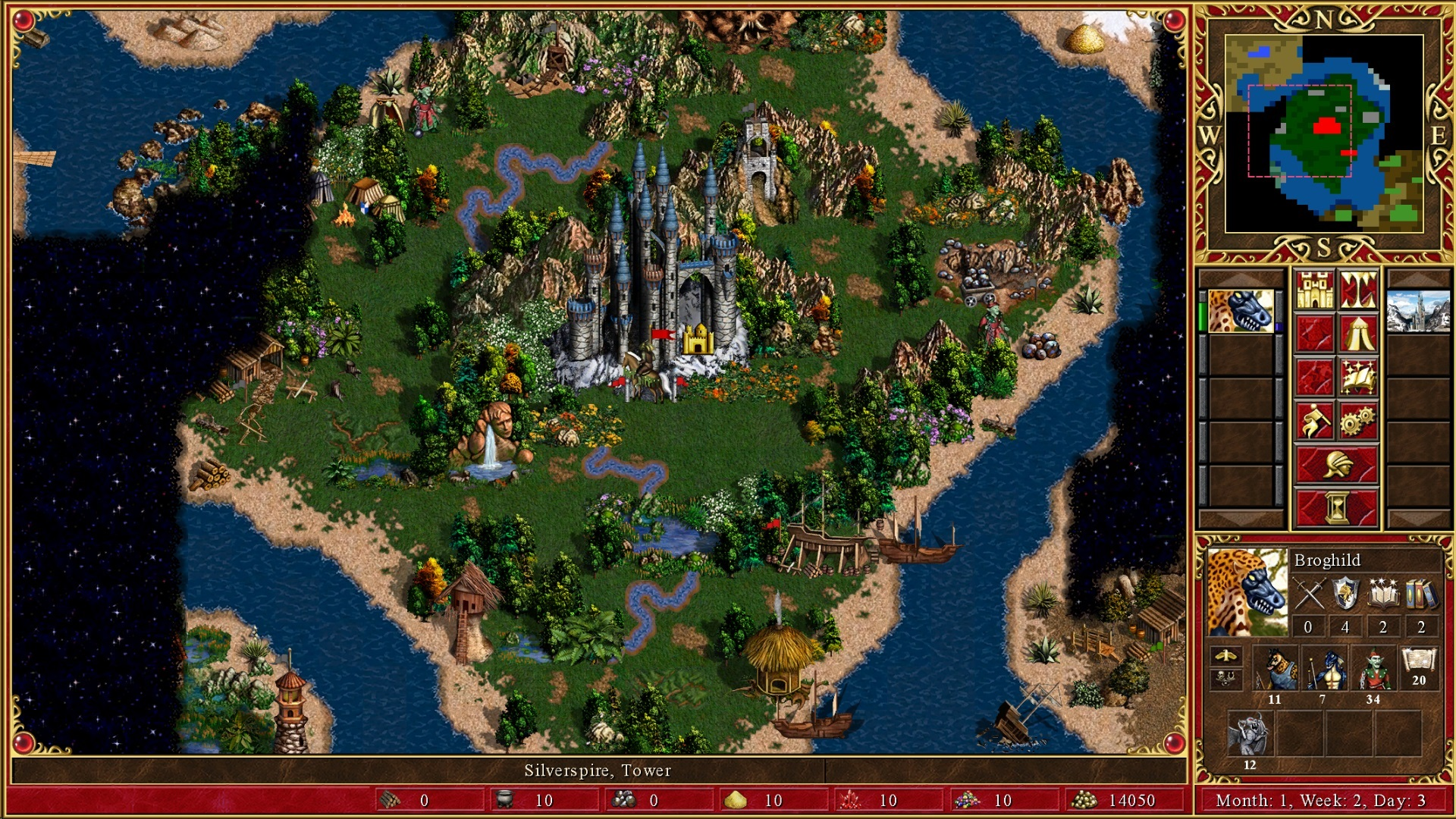 1920x1080 > Heroes Of Might And Magic III Wallpapers