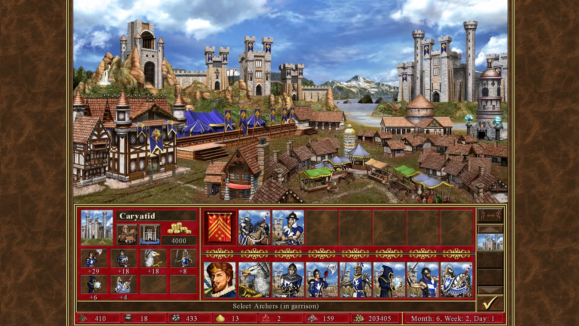 HD Quality Wallpaper | Collection: Video Game, 1920x1080 Heroes Of Might And Magic III