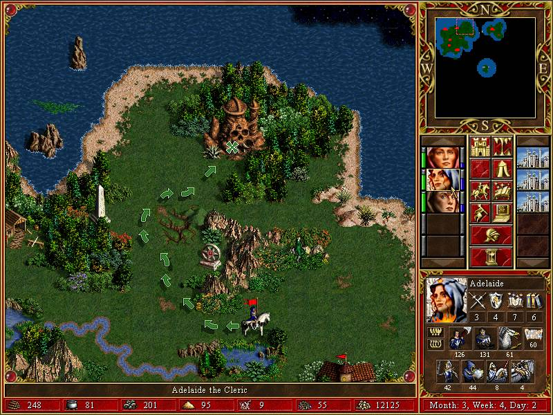 Heroes Of Might And Magic III Backgrounds on Wallpapers Vista