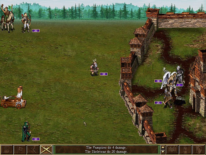 HD Quality Wallpaper | Collection: Video Game, 710x533 Heroes Of Might And Magic III