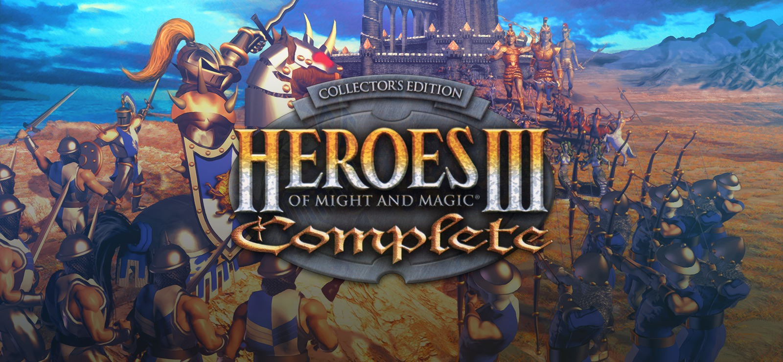 Heroes Of Might And Magic III High Quality Background on Wallpapers Vista