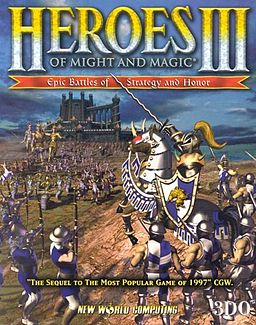 256x325 > Heroes Of Might And Magic III Wallpapers