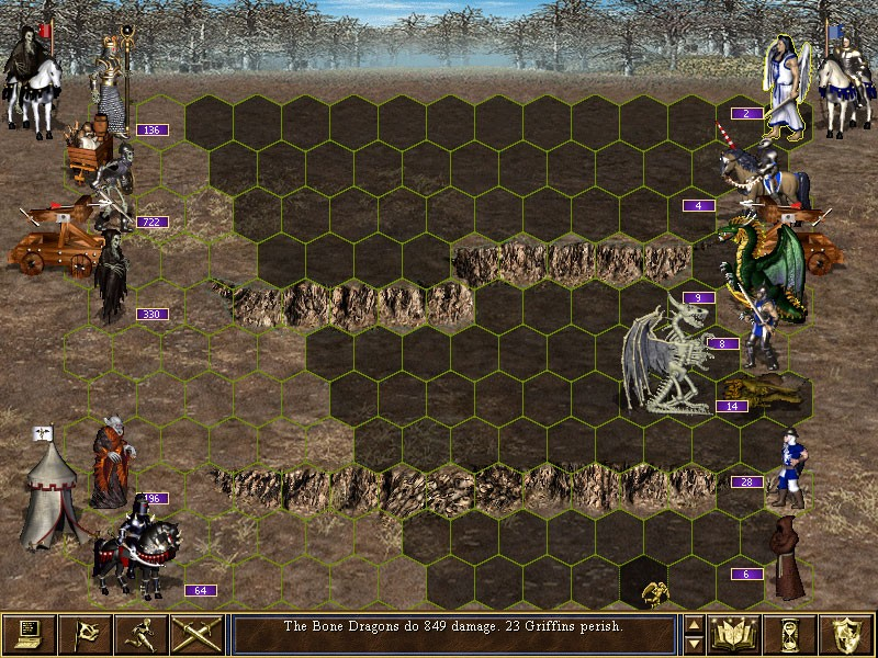 HQ Heroes Of Might And Magic III Wallpapers | File 206.24Kb