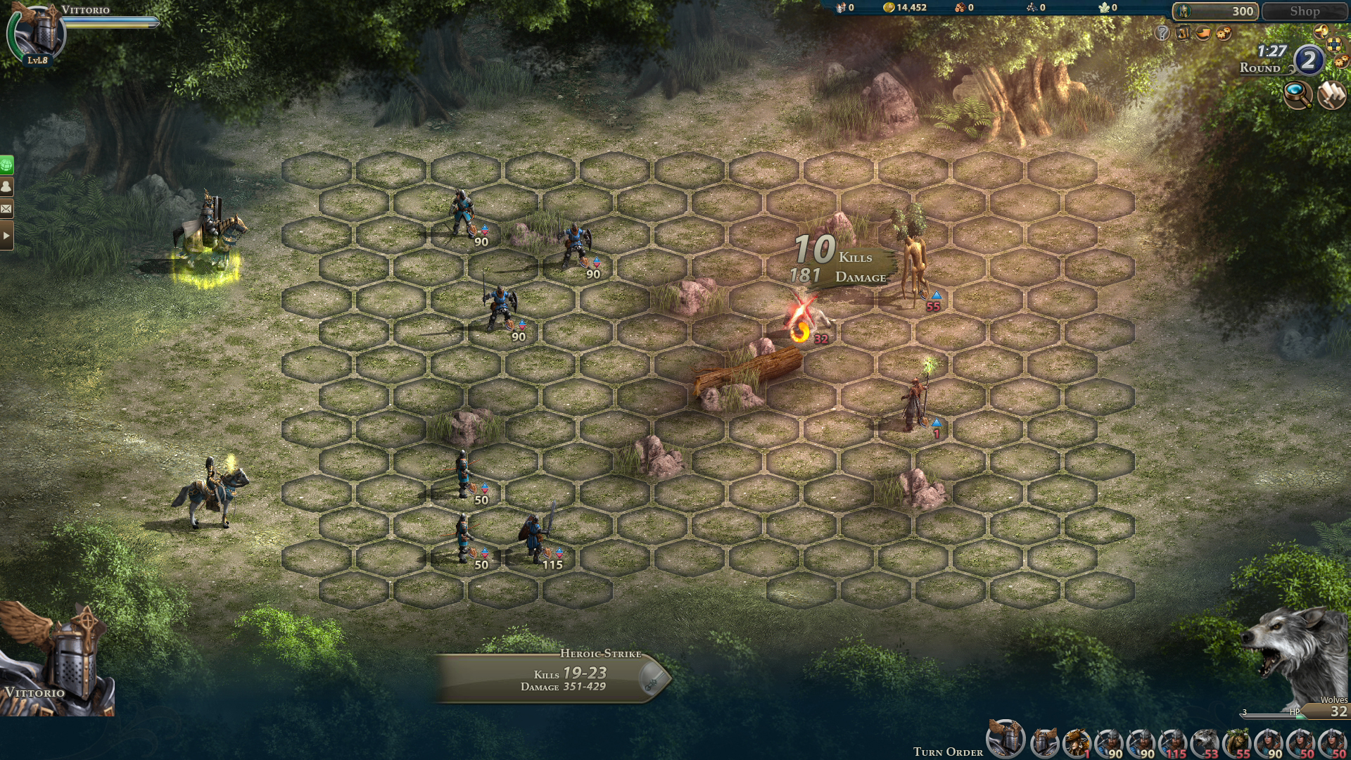 Heroes Of Might And Magic Online Backgrounds, Compatible - PC, Mobile, Gadgets| 1920x1080 px
