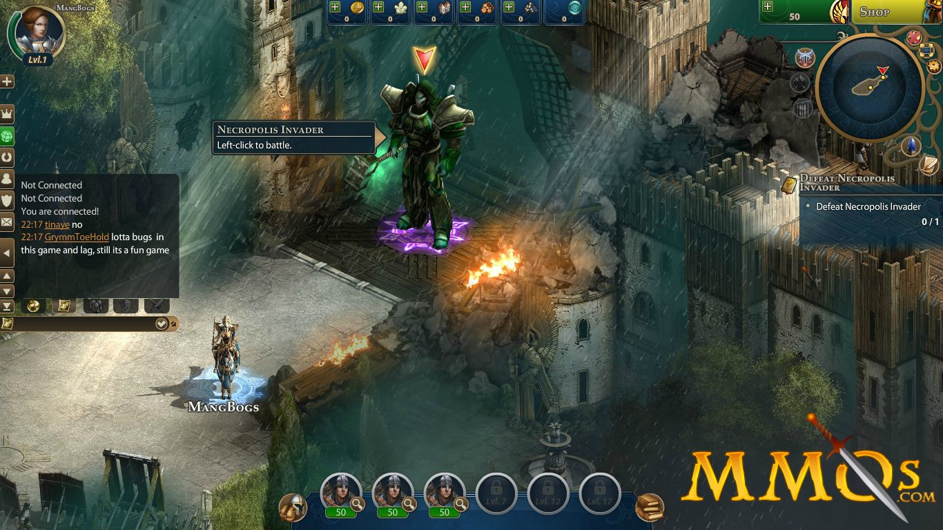 Heroes Of Might And Magic Online Backgrounds, Compatible - PC, Mobile, Gadgets| 1366x768 px