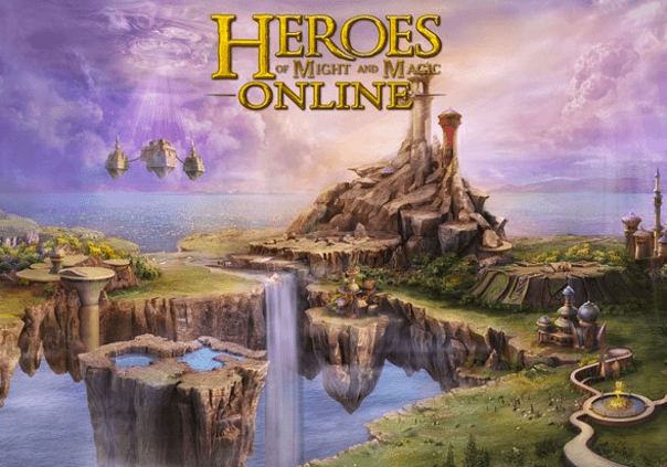 Nice Images Collection: Heroes Of Might And Magic Online Desktop Wallpapers