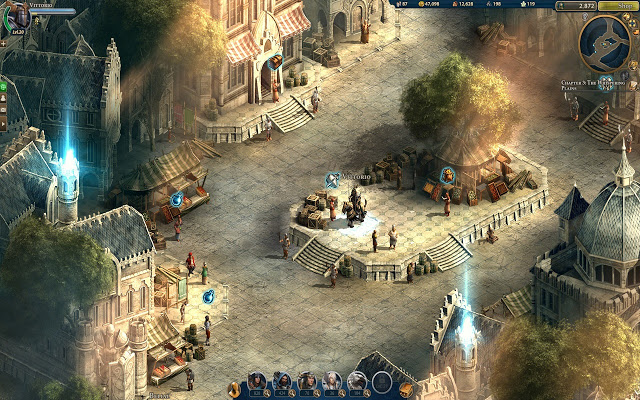 Heroes Of Might And Magic Online High Quality Background on Wallpapers Vista