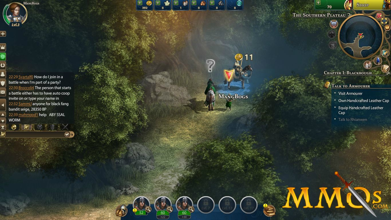 Images of Heroes Of Might And Magic Online | 1366x768