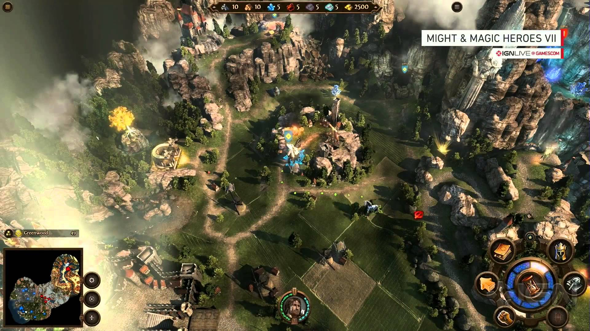 Heroes Of Might And Magic VII Backgrounds on Wallpapers Vista