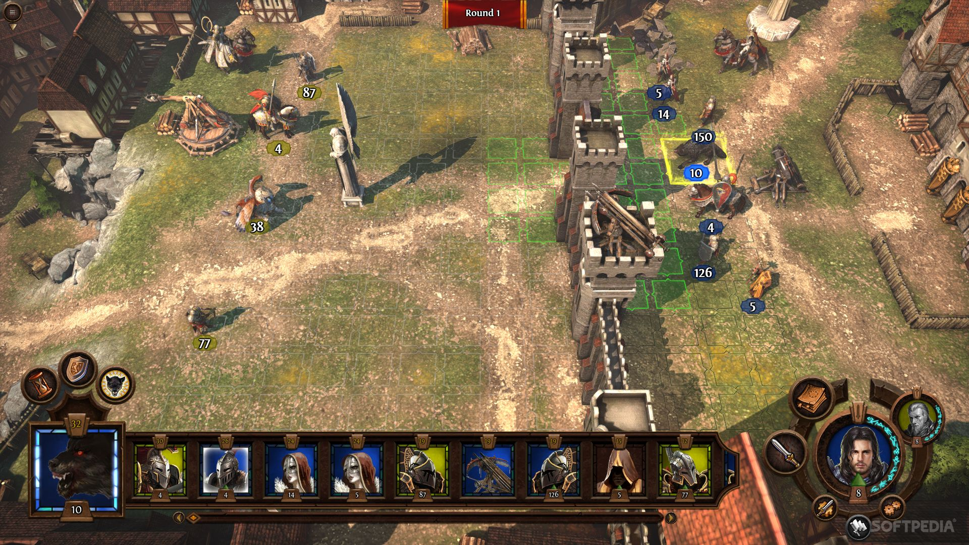 HD Quality Wallpaper | Collection: Video Game, 1920x1080 Heroes Of Might And Magic VII