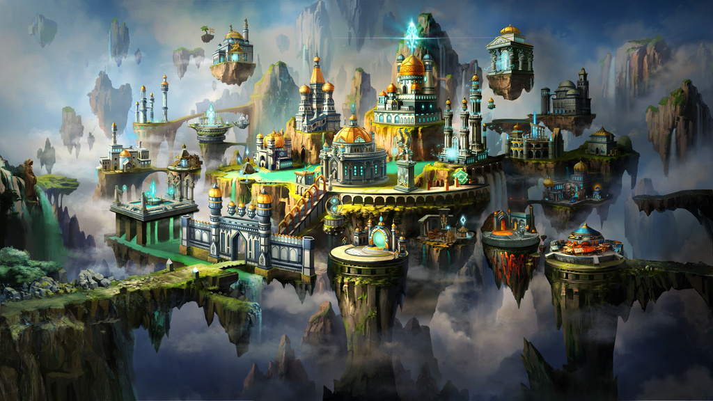 Heroes Of Might And Magic VII Backgrounds, Compatible - PC, Mobile, Gadgets| 1024x576 px