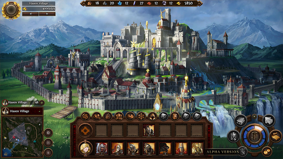 HQ Heroes Of Might And Magic VII Wallpapers | File 265.62Kb