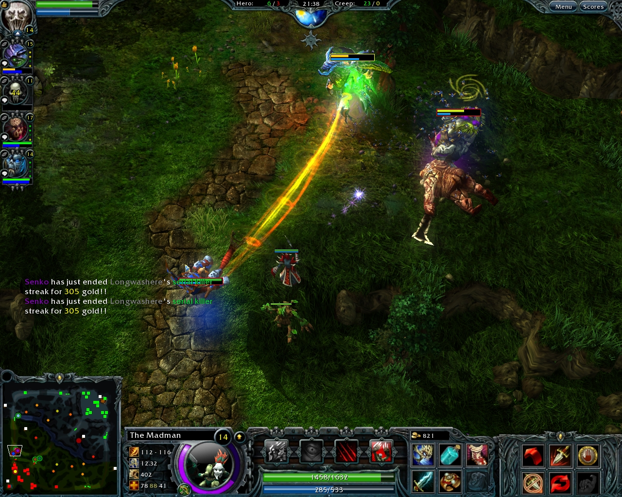 1280x1024 > Heroes Of Newerth Wallpapers