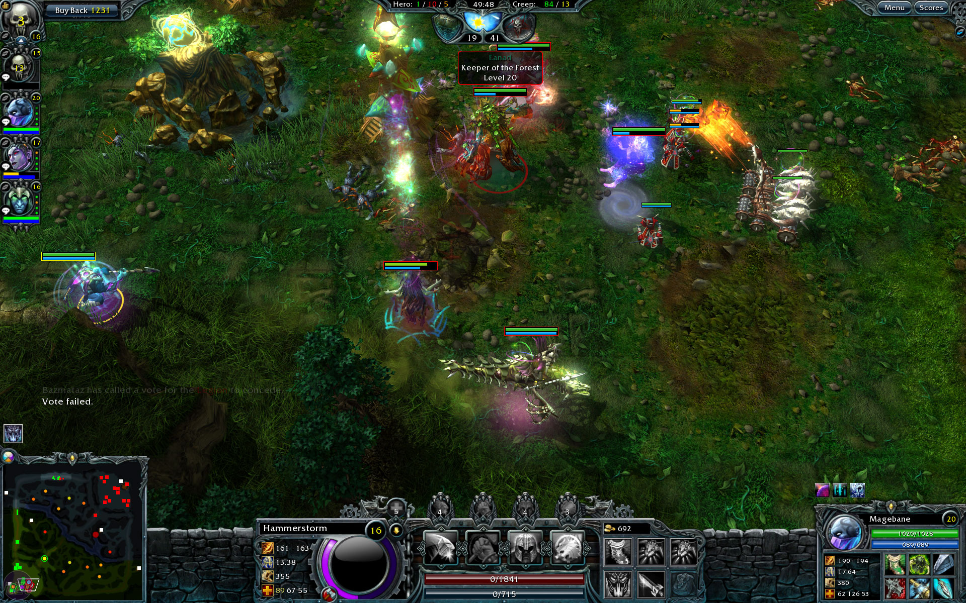Heroes Of Newerth Backgrounds, Compatible - PC, Mobile, Gadgets| 1920x1200 px