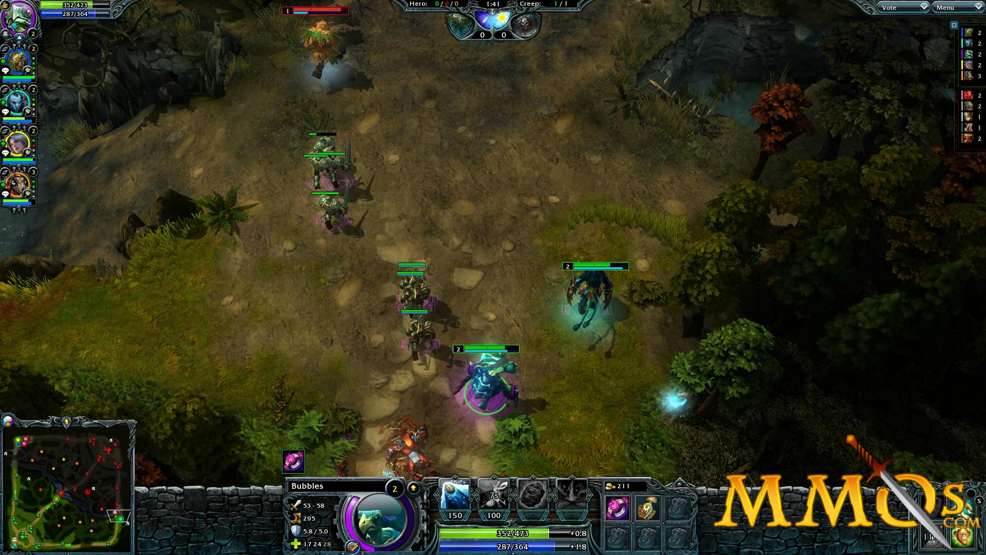 Nice Images Collection: Heroes Of Newerth Desktop Wallpapers