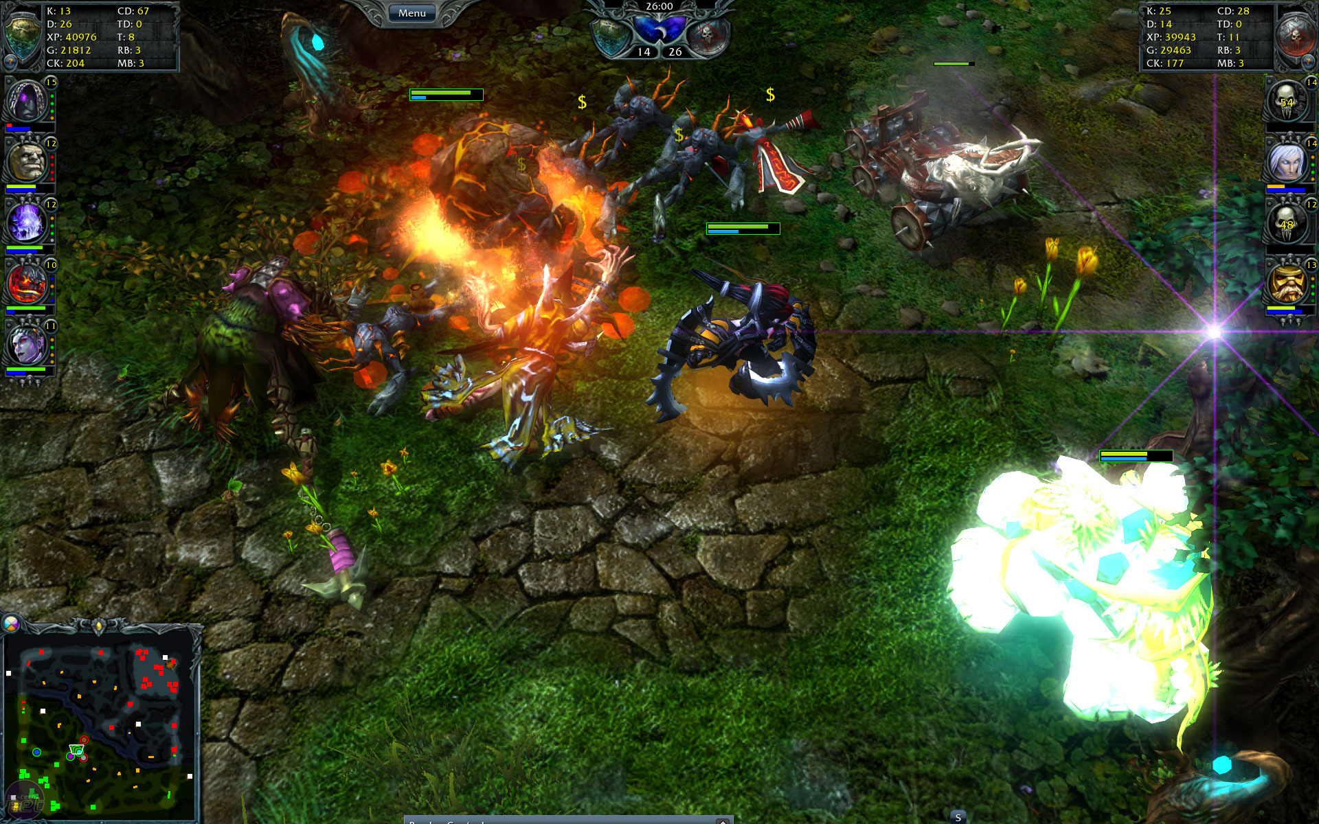 Heroes Of Newerth High Quality Background on Wallpapers Vista