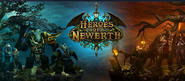 High Resolution Wallpaper | Heroes Of Newerth 590x260 px