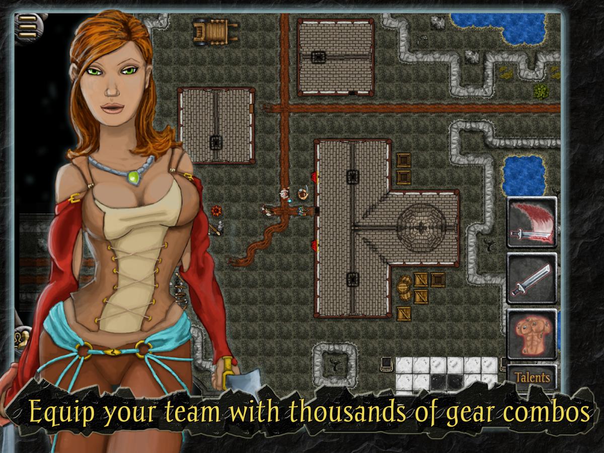 Nice wallpapers Heroes Of Steel RPG 1200x900px