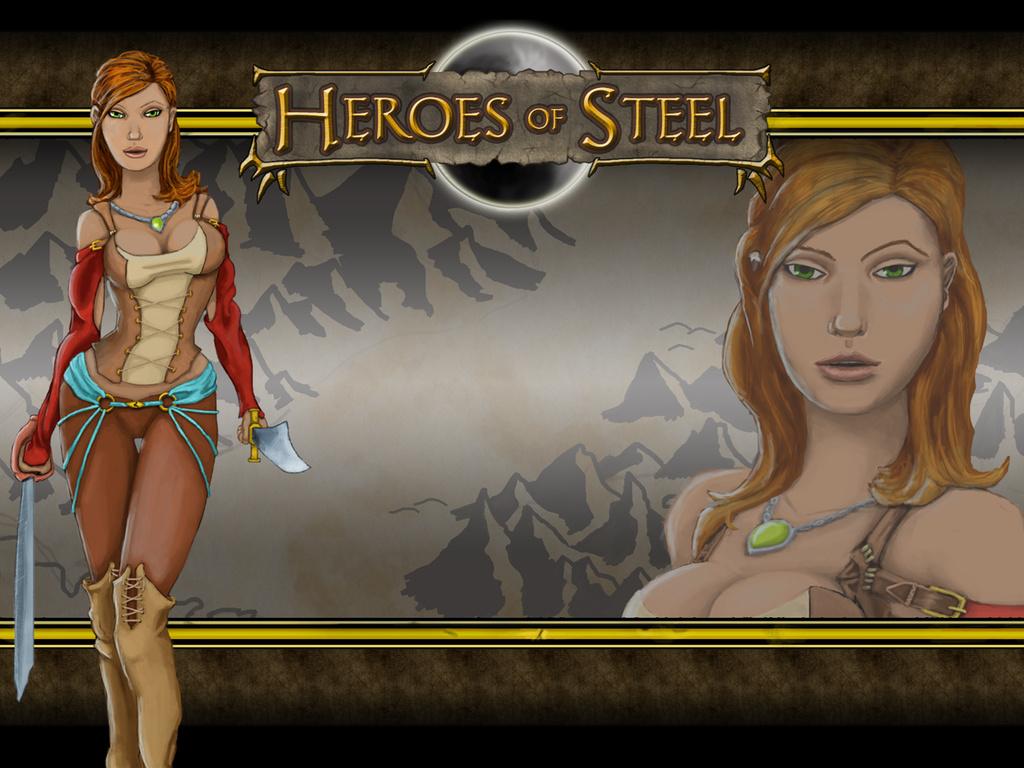 HQ Heroes Of Steel RPG Wallpapers | File 293.5Kb