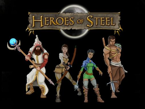 Heroes Of Steel RPG Pics, Video Game Collection
