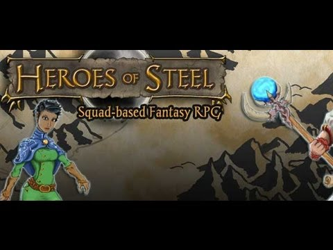 HD Quality Wallpaper | Collection: Video Game, 480x360 Heroes Of Steel RPG