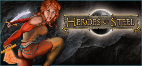HD Quality Wallpaper | Collection: Video Game, 460x215 Heroes Of Steel RPG