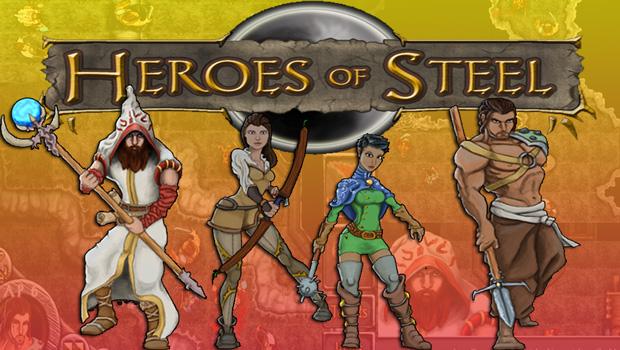 Nice wallpapers Heroes Of Steel RPG 620x350px
