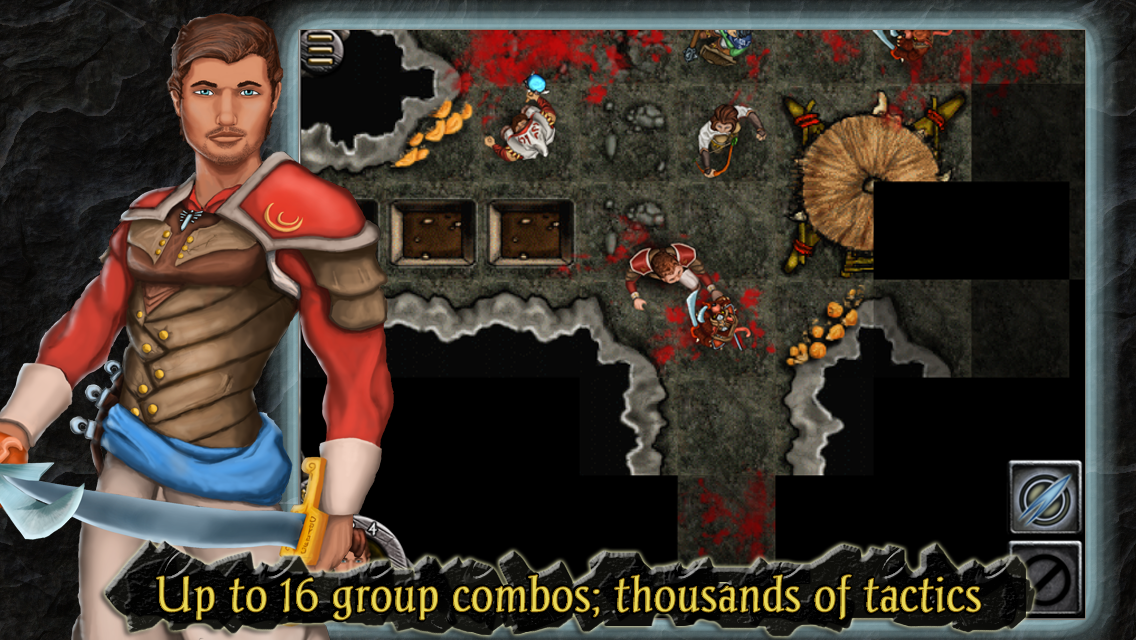 Heroes Of Steel RPG Backgrounds, Compatible - PC, Mobile, Gadgets| 1136x640 px