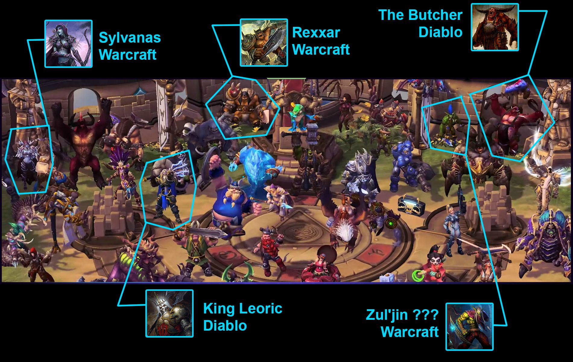 Heroes Of The Banner Pics, Video Game Collection