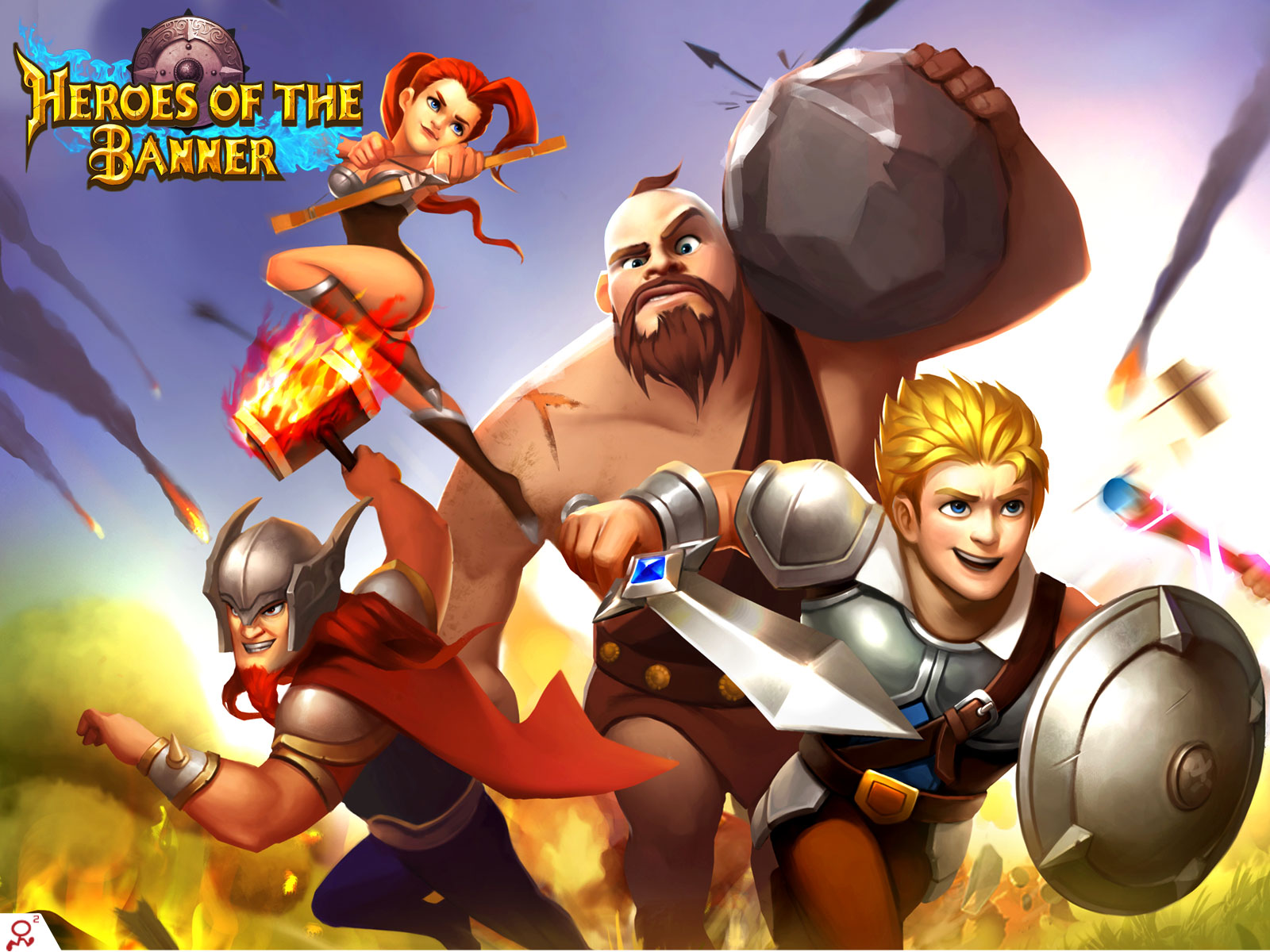 Heroes Of The Banner High Quality Background on Wallpapers Vista