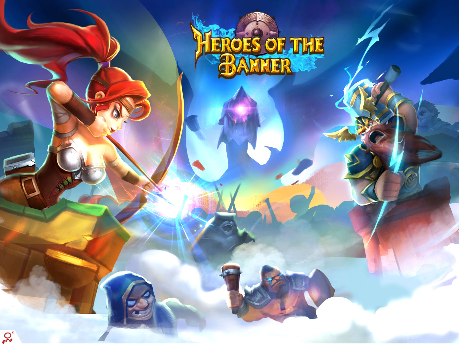 HQ Heroes Of The Banner Wallpapers | File 333.82Kb