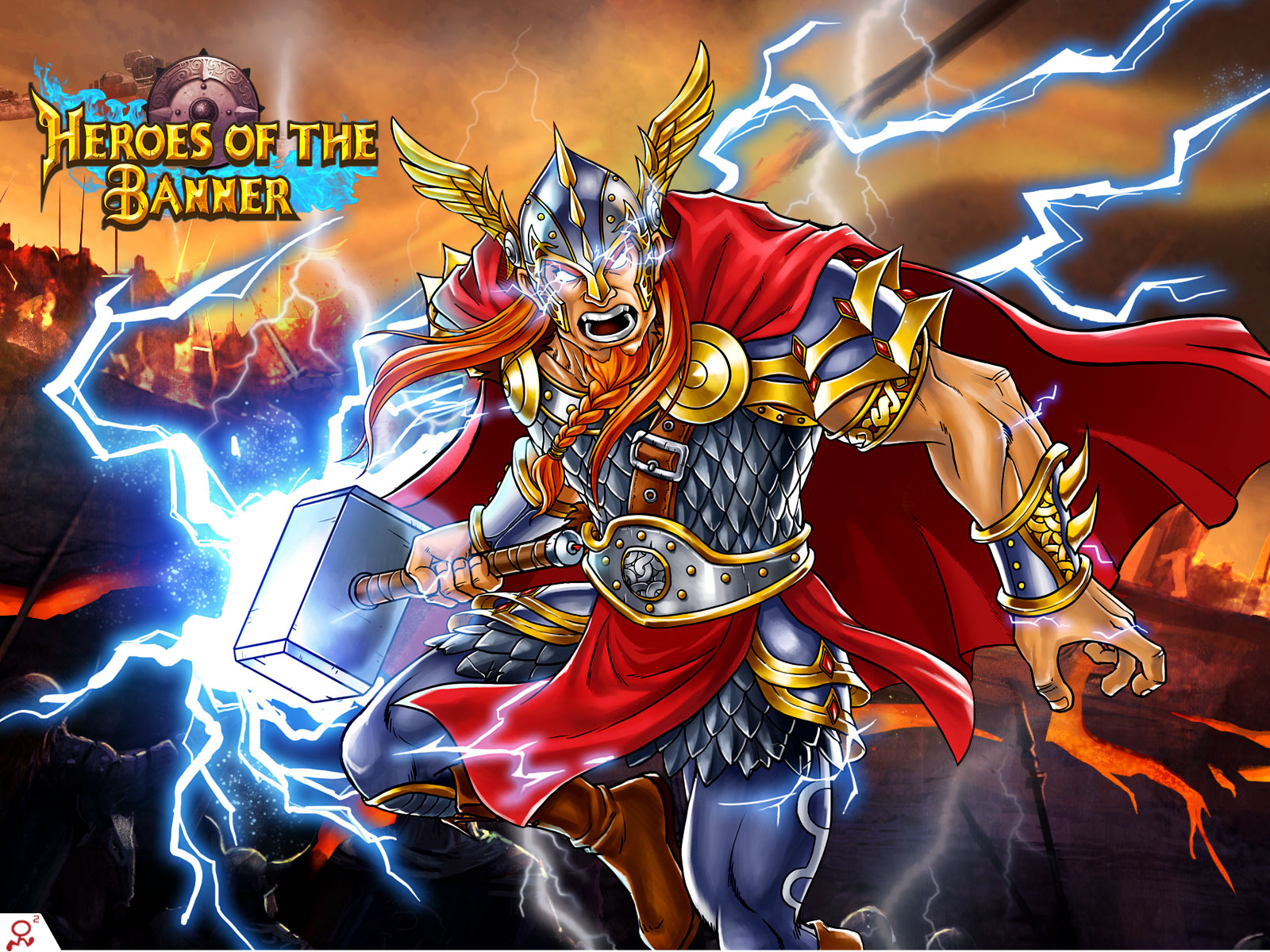 Heroes Of The Banner Backgrounds, Compatible - PC, Mobile, Gadgets| 1600x1200 px
