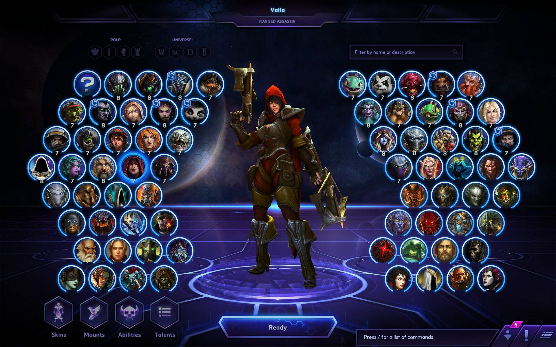 Amazing Heroes Of The Storm Pictures & Backgrounds