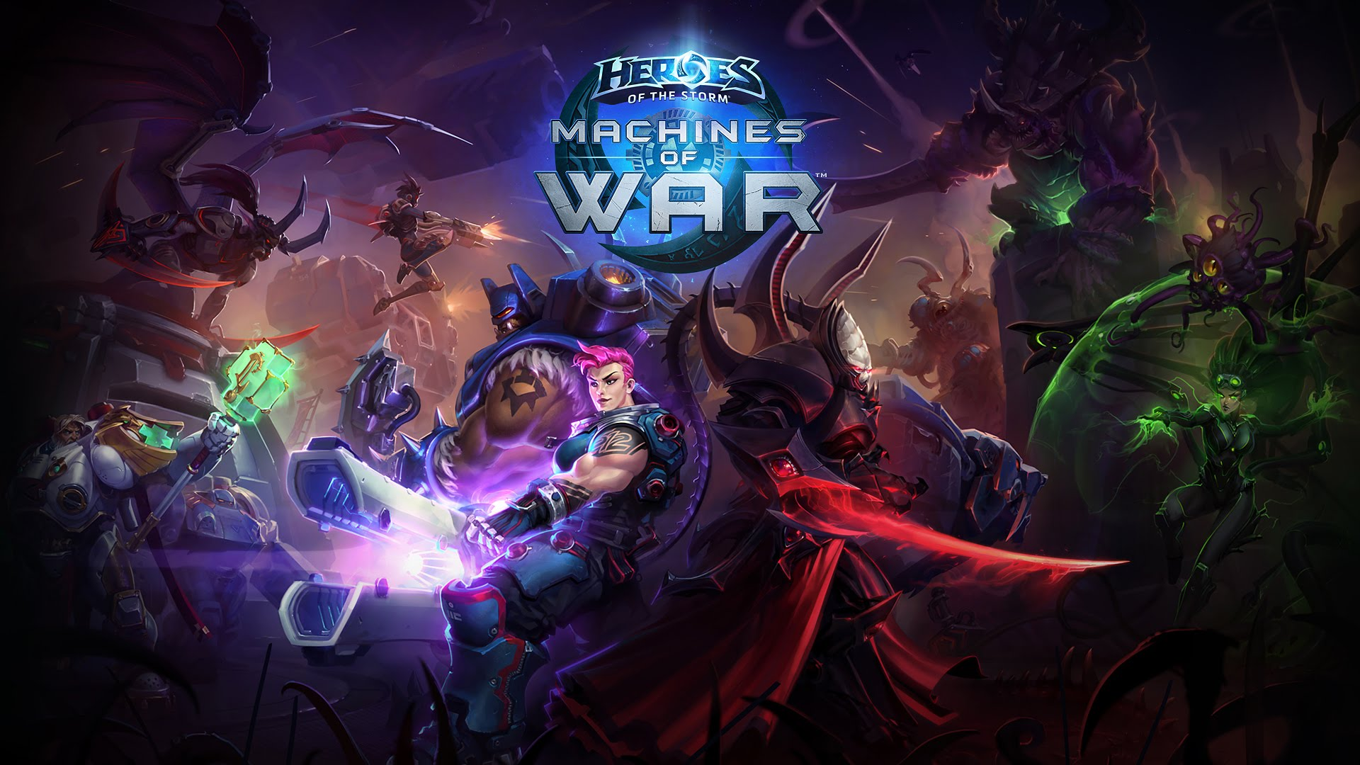 Images of Heroes Of The Storm   1920x1080