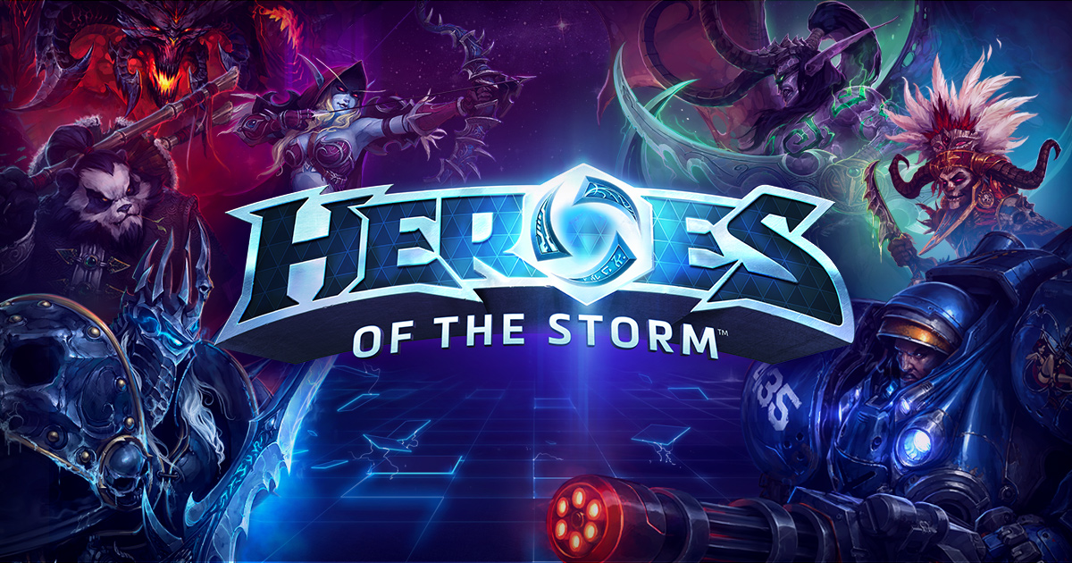 Images of Heroes Of The Storm   1200x630